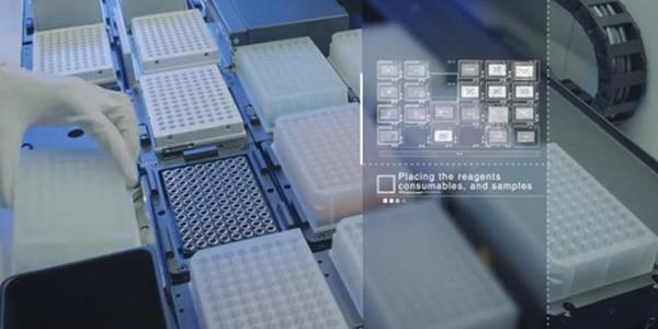 华大基因测序仪选施奈仕芯片围堰填充胶