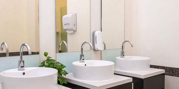 施奈仕电路板防水三防漆助力TCK感应洁具,为您打造品质生活